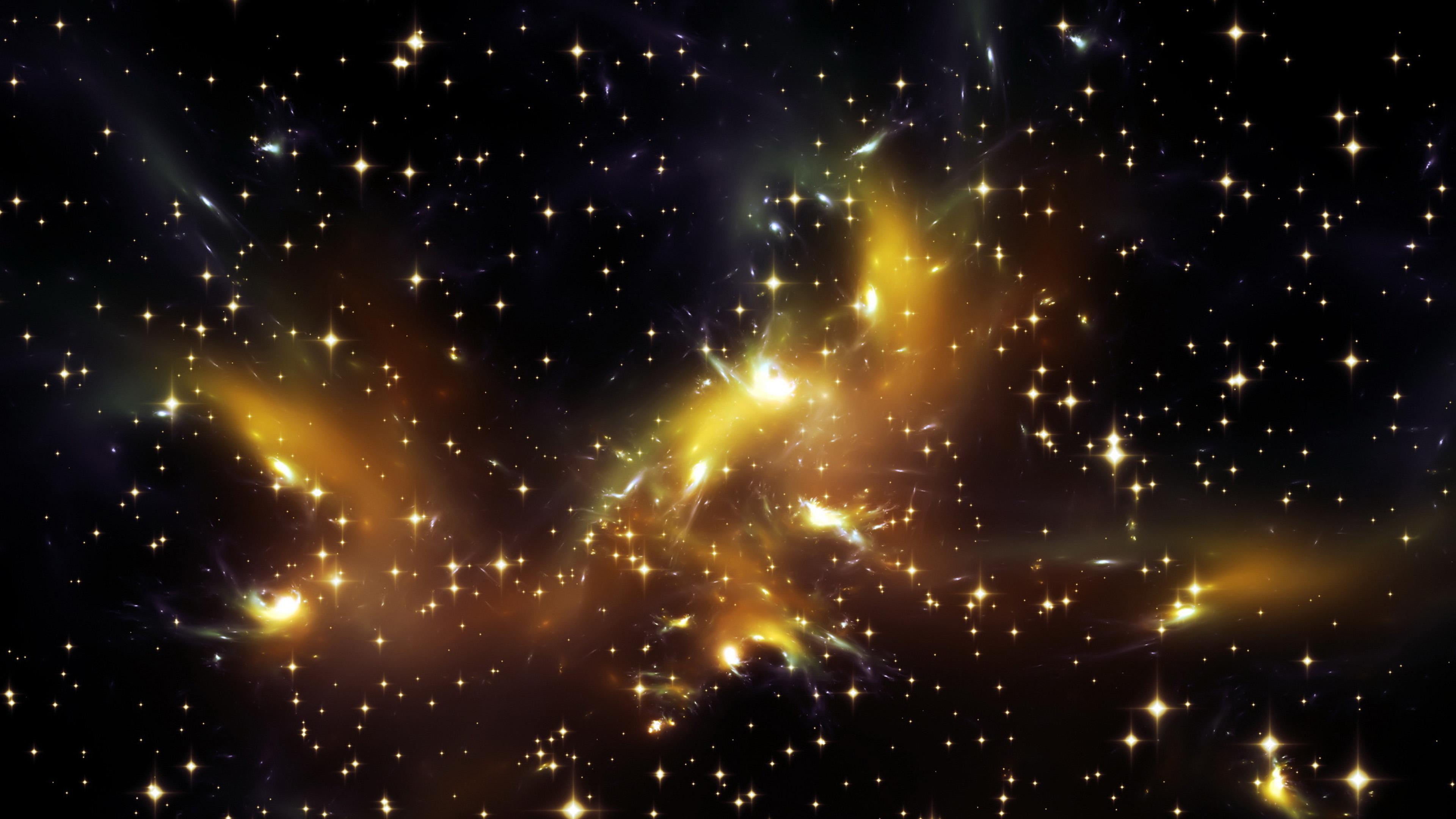 Fall Abstract Wallpaper Vu71 Space Star Dark Pattern Wallpaper