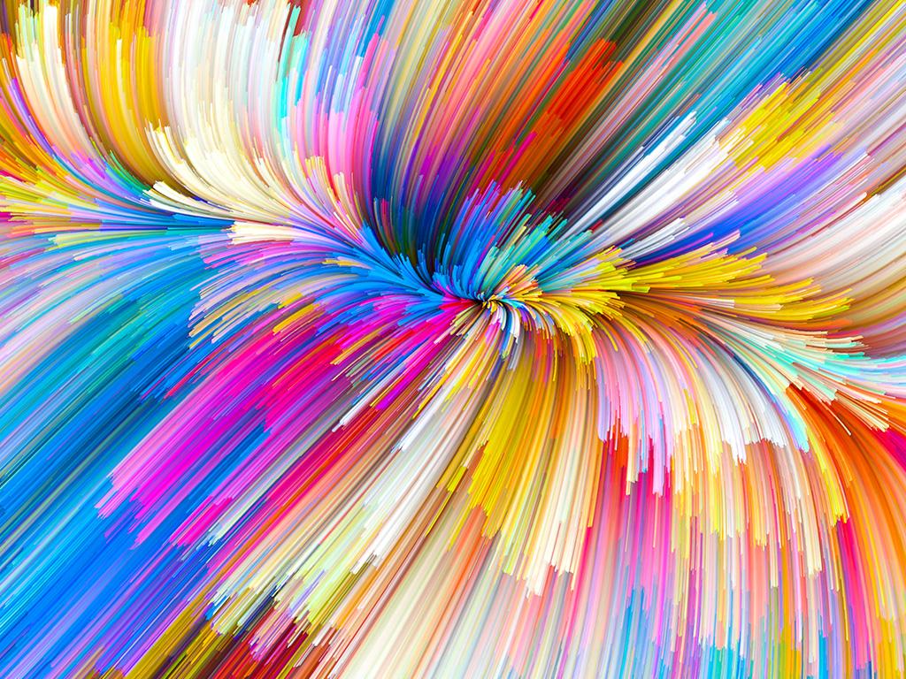 Best App For Iphone X Wallpaper Wallpaper For Desktop Laptop Vy07 Color Rainbow Digital