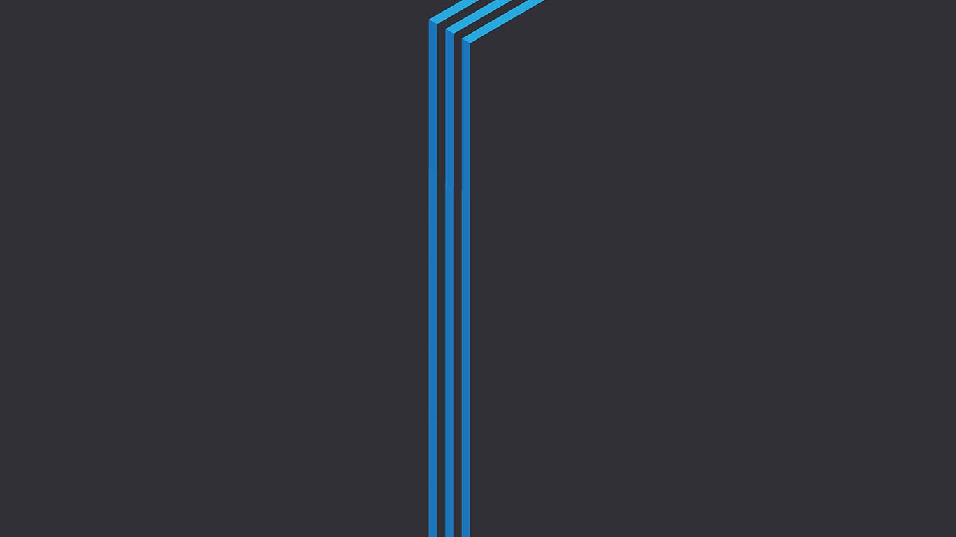 Fall Minimalist Wallpaper Vz23 Minimal Blue Dark Line Abstract Digital Pattern