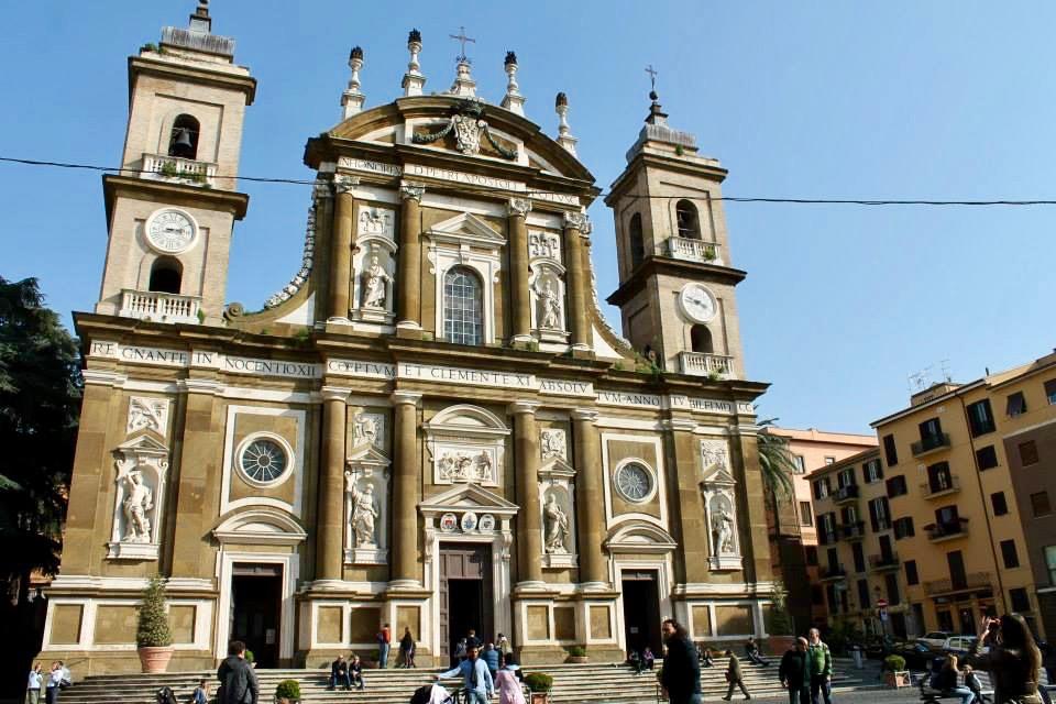 Cathedral of San Pietro Apostolo Frascati
