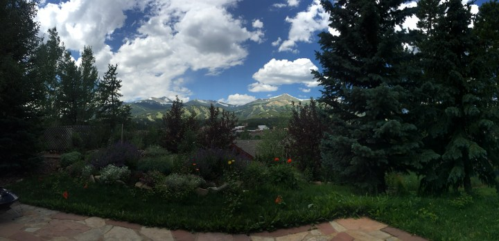 Breckenridge Colorado view