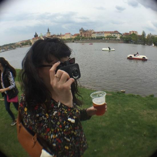 Střelecký Island Prague