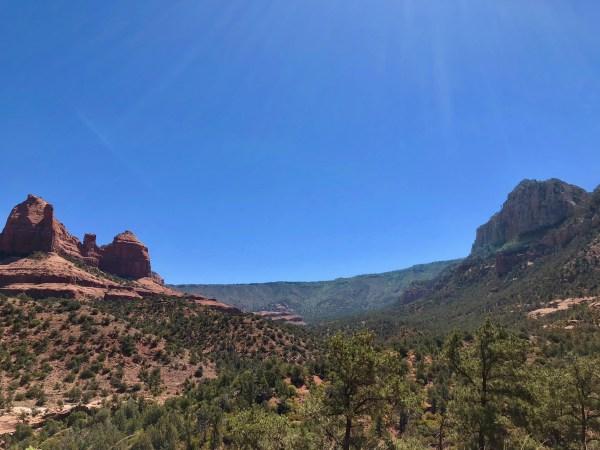 Schnebly Hill Sedona Arizona
