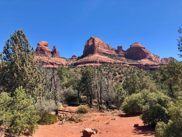Schnebly Hill Road Sedona Arizona