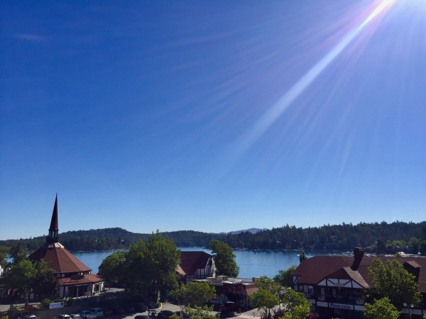 Lake Arrowhead Village California