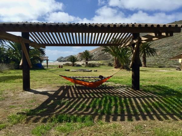 Little Harbor Campground Catalina Island