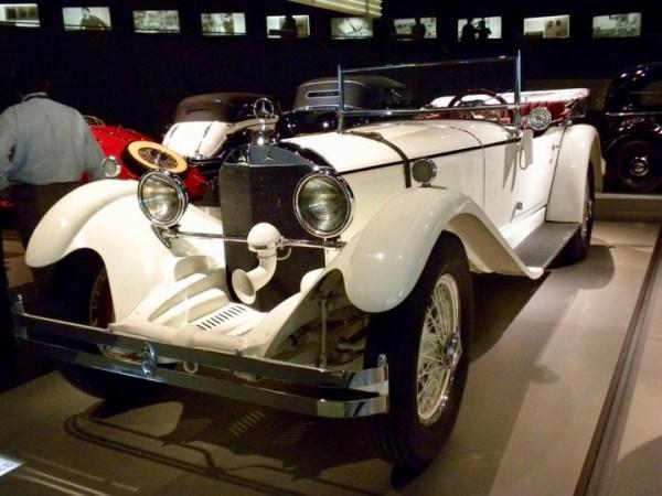 1928Tourenwagen Mercedes-Benz Stuttgart