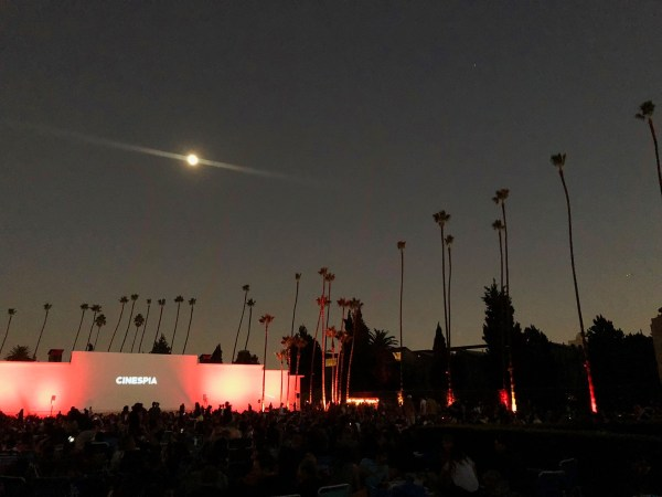 Cinespia Hollywood Forever Cemetery