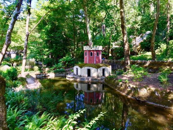 Sintra Portugal duck house