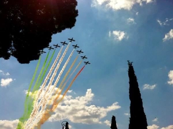 Festa Della Repubblica Rome Italy