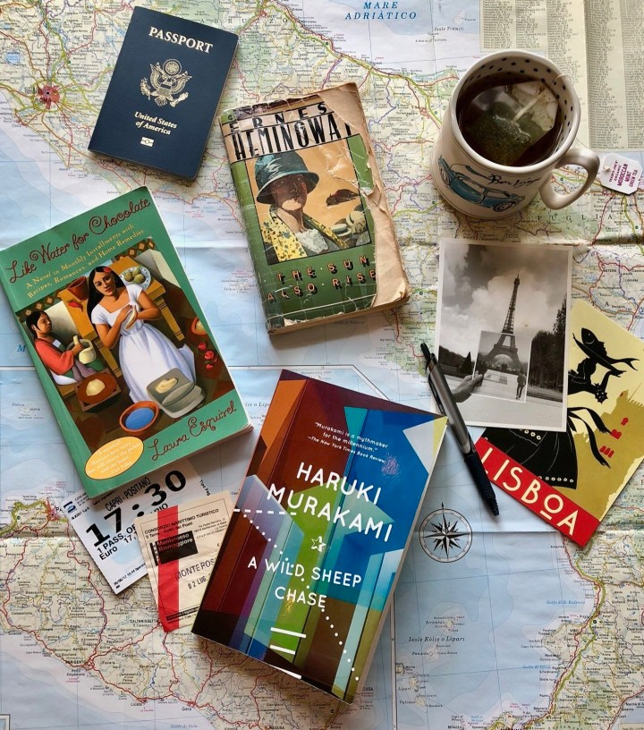 Eight Timeless Travel Books