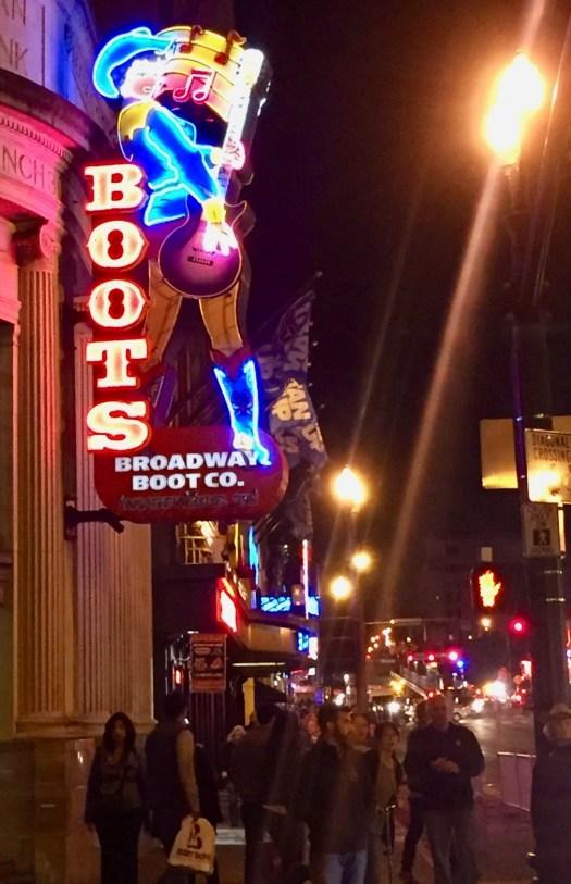 Broadway, Nashville, Tennessee
