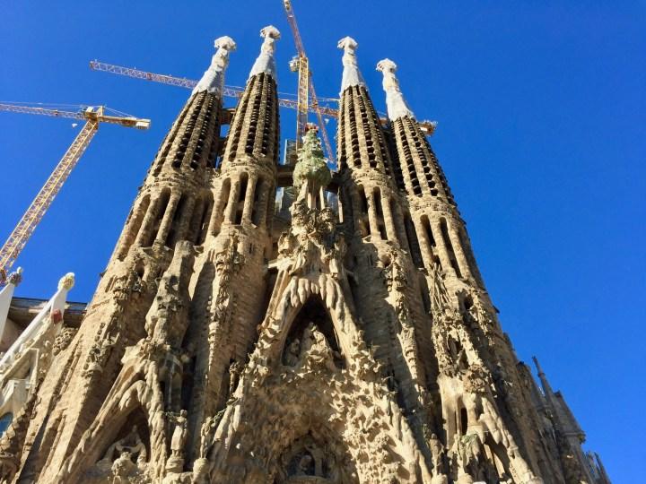 How to Visit the Sagrada Familia