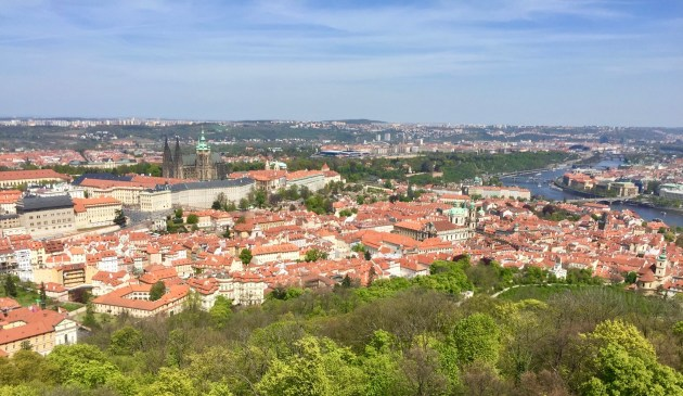 Petrin-Lookout-Tower-View
