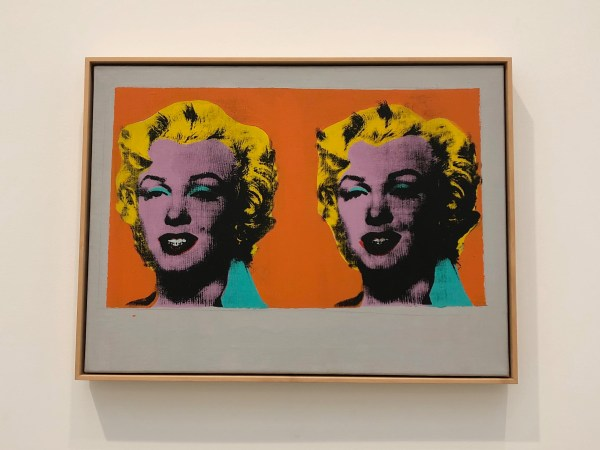 Andy Warhol, Two Marilyns, 1962