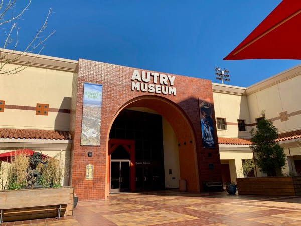 Autry Museum of the American West Plaza