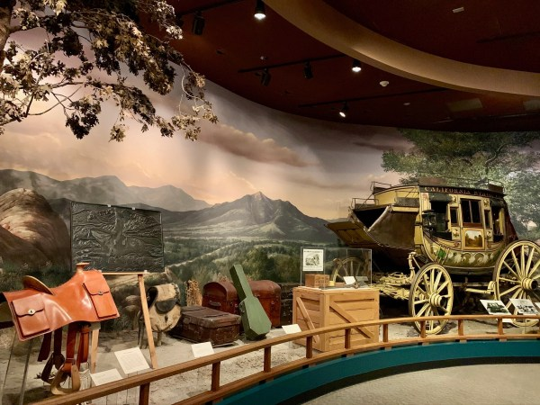 Autry Museum of the American West Stagecoach