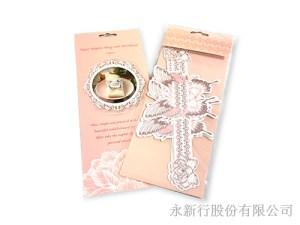 餐巾束帶粉色派對商品-派對商品,2