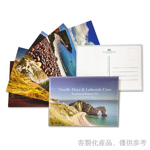客製化知名國外景點明信片封套-卡片封套,0