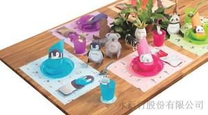 DIY動物派對組紙餐墊-無尾熊,2