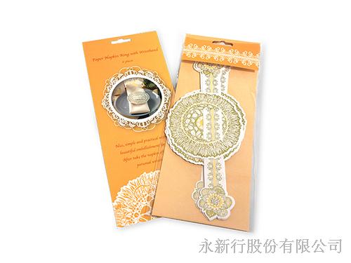 餐巾束帶金色派對商品-派對商品_84G-06NR,0