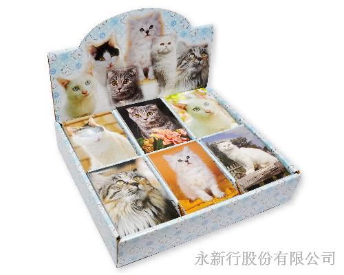動物便條系列貓便條紙-便條紙,0