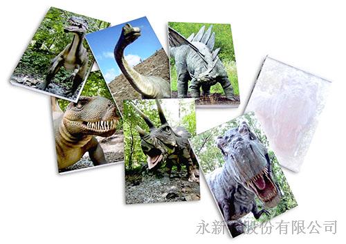 動物便條系列恐龍便條紙-便條紙_M-14443,0