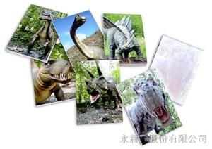 動物便條系列恐龍便條紙-便條紙_M-14443,2