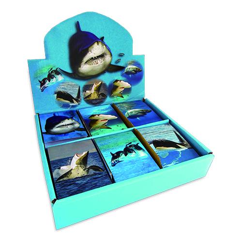 動物便條系列鯨鯊-便條紙_M-14448