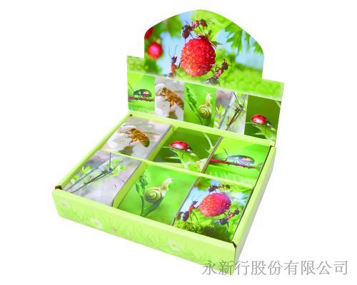 動物便條系列昆蟲-便條紙_M-14446