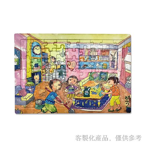 台灣內銷客製化產品拼圖-客製化拼圖,0