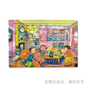 台灣內銷客製化產品拼圖-客製化拼圖,1