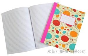復古幾何系列筆記本-復古幾何系列筆記本73-08N,4