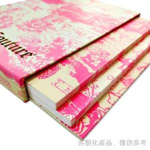 客製化盒裝筆記本組合-筆記本,1