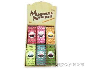 磁鐵便條本(車子)便條紙-便條紙_MP-4806,1
