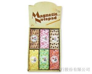 磁鐵便條本_甜點,1