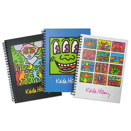 Customized Wire-O Bound Hardcover Notebook