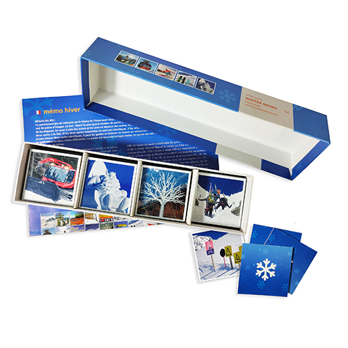 客製化國外記憶遊戲卡片組合-遊戲卡片