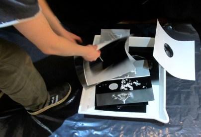 Graham Patterson workshop prints
