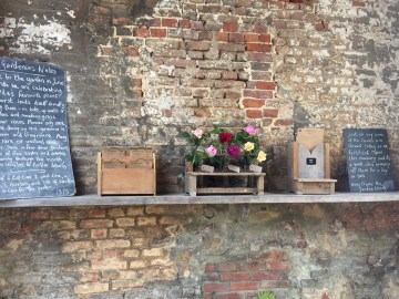 The Poetry of Roses at Sissinghurst Castle