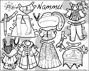 { Click Here for a PDF of Nammu Page 2 } { Click Here for
