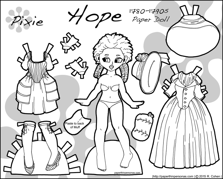 hope-18th-cent-paper-doll-black-white