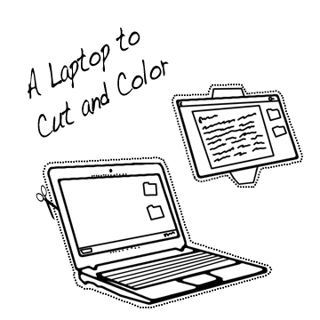 laptoptocutandcolor