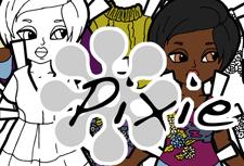 Pixie Logo. Jayla.