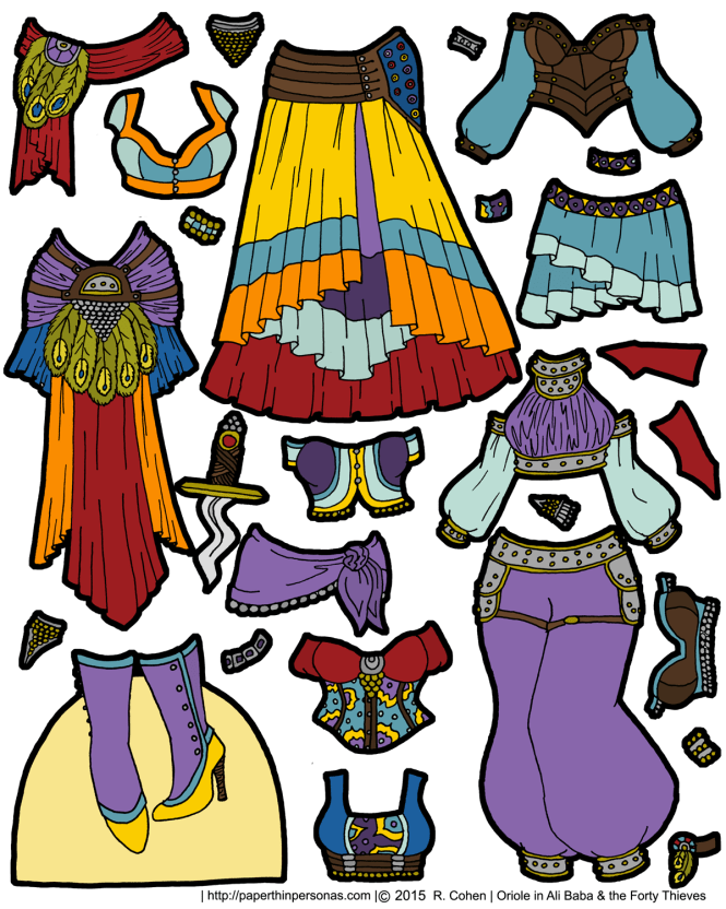 morgiana-flock-fairytale-paper-doll-clothes