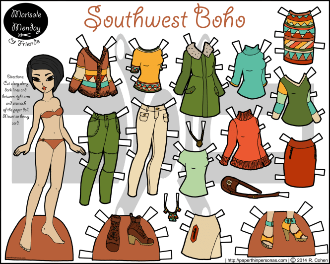 southwest-boho-mia-paper-doll-color