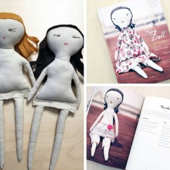 Land Of Nod High Chair Doll Kmart Office Mat Making Jess Brown Rag Dolls & Their Clothes • Paper Thin Personas