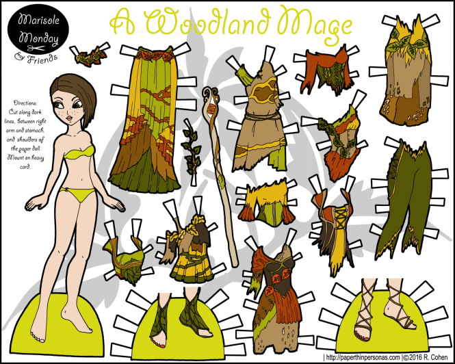 woodland-mage-paper-doll-color