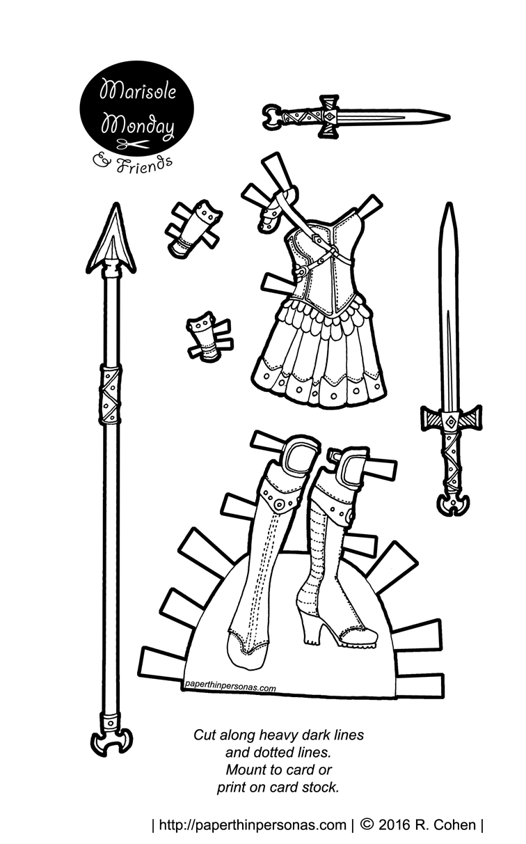 Happy Friday I Try To Save Paper Doll Pieces That Really Like For The End Of Week Think Them As A Fun Treat