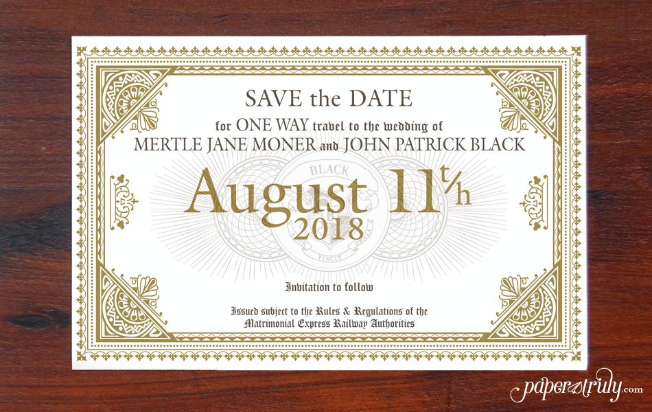 Sample Wedding Invitation Content